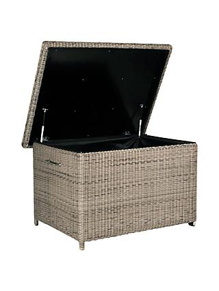 4 Seasons Outdoor Valentine Woven Cushion Box, Natural