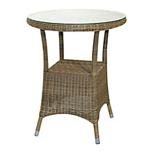 Buy 4 Seasons Outdoor Sussex Bistro Table, Dia.60cm Online at johnlewis.com