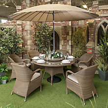 Buy 4 Seasons Outdoor Sussex Dining Outdoor Furniture Online at johnlewis.com