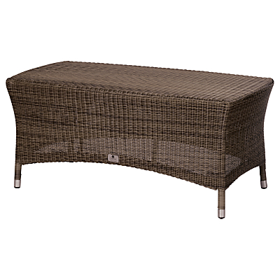 4 Seasons Outdoor Loom Weave Coffee Table