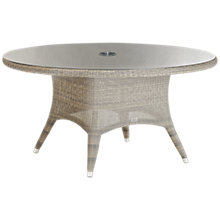 Buy 4 Seasons Outdoor Brighton Round Dining Table Online at johnlewis.com