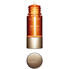 Buy Clarins Skincare Boosters, Energy, 15ml Online at johnlewis.com