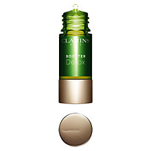 Buy Clarins Skincare Boosters, Detox, 15ml Online at johnlewis.com
