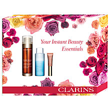 Buy Clarins Double Serum 50ml Mother's Day Skincare Gift Set Online at johnlewis.com