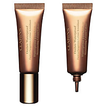Buy Clarins Waterproof Cream Eyeshadow, Copper Brown Online at johnlewis.com