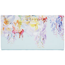 Buy Ted Baker Annika Hanging Garden Travel Wallet, Mint Online at johnlewis.com