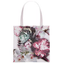 Buy Ted Baker Shelcon Ethereal Posie Icon Shopper Bag Online at johnlewis.com