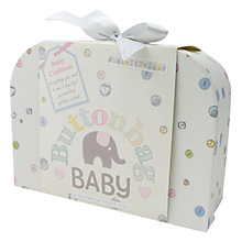 Buy Buttonbag Baby Cushion Craft Kit Online at johnlewis.com