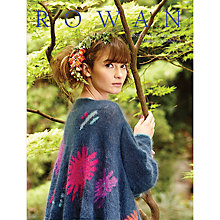 Buy Rowan knitting Magazine 59 Online at johnlewis.com