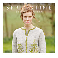 Buy Rowan Springtime by Marie Wallin Knitting Pattern Book, Collection 6 Online at johnlewis.com