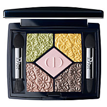 Buy Dior 5 Couleurs Eyeshadow, Glowing Gardens Online at johnlewis.com