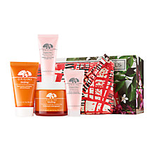 Buy Origins Energizing Essentials Skincare Gift Set Online at johnlewis.com