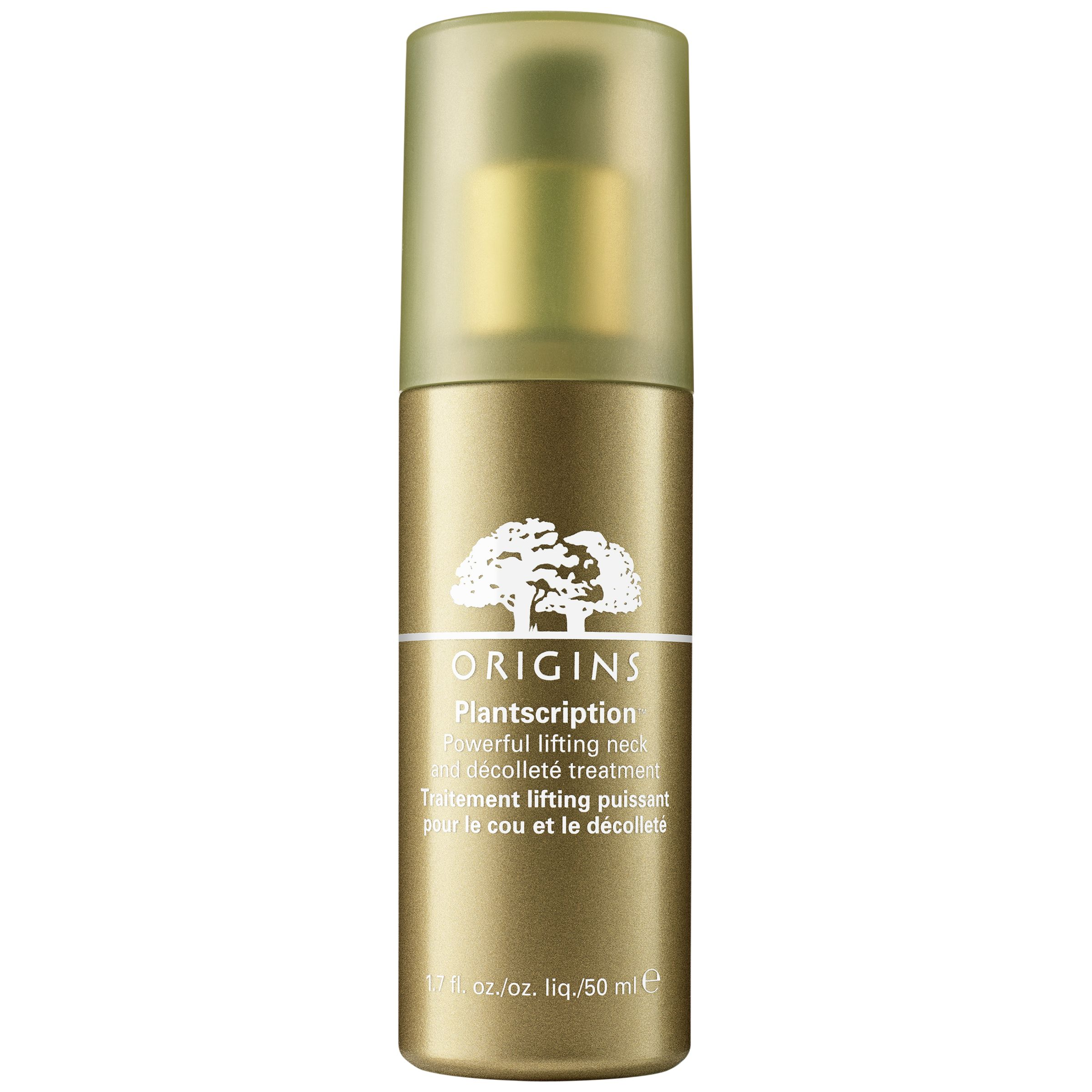 Origins Origins Plantscription Neck & Decollete Treatment, 50ml