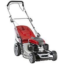 Buy Mountfield SP535 53cm Self-Propelled Petrol Lawnmower Online at johnlewis.com