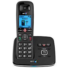 Buy BT 6610 Digital Cordless Phone With Nuisance Call Blocking & Answering Machine, Single DECT Online at johnlewis.com