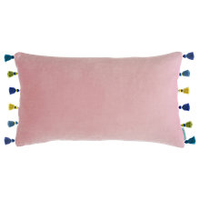 Buy bluebellgray Tassel Cushion Online at johnlewis.com