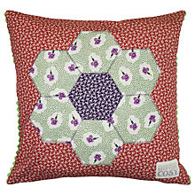 Buy Emma Bridgewater Wallflower Cushion Online at johnlewis.com