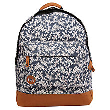 Buy Mi-Pac Sakura Backpack, Navy Online at johnlewis.com