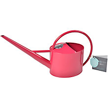 Buy Sophie Conran by Burgon & Ball Indoor Watering Can, Raspberry Online at johnlewis.com