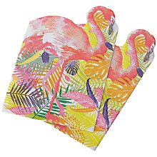 Buy Ginger Ray Paper Flamingo-Shaped Napkins, Set of 20 Online at johnlewis.com