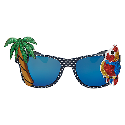 NPW Parrot Fun Glasses