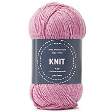Buy John Lewis Merino Wool DK Yarn, 50g Online at johnlewis.com