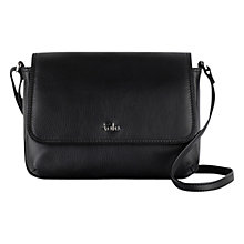 Buy Tula Nappa Small Flapover Shoulder Bag Online at johnlewis.com