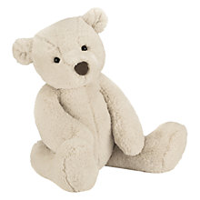 Buy Jellycat Barley Bear Soft Toy, Huge Online at johnlewis.com