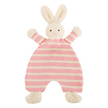 Buy Jellycat Breton Bunny Soother Online at johnlewis.com