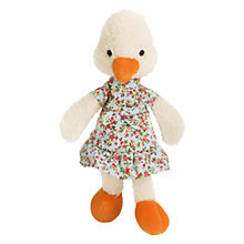 Buy Jellycat Posy Daisy Duckling Baby Soft Toy, Multi Online at johnlewis.com