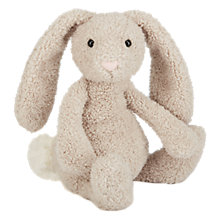 Buy Jellycat Chouchou Rabbit Soft Toy, Beige Online at johnlewis.com