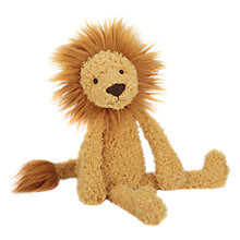 Buy Jellycat Wild Thing Lion Soft Toy Online at johnlewis.com