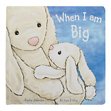 Buy Jellycat When I Am Big Book Online at johnlewis.com