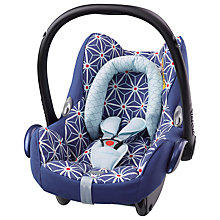 Buy Maxi-Cosi Cabrifix Group 0+ Baby Car Seat, Star Online at johnlewis.com