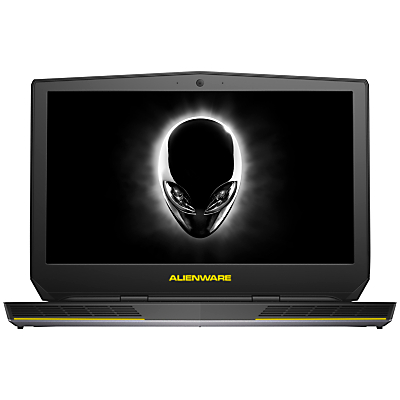 "Image of Alienware 15 R2 Laptop, Intel Core i7, 16GB RAM, 1TB HDD + 256GB SSD, 15.6"" Full HD, Epic Silver"