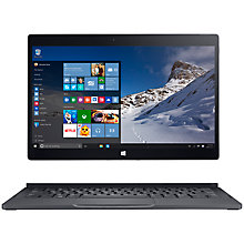 "Buy Dell XPS 12-9250 Laptop, Intel Core M3, 128GB SSD, 4GB RAM, 12.5"" Full HD Touch Screen Online at johnlewis.com"