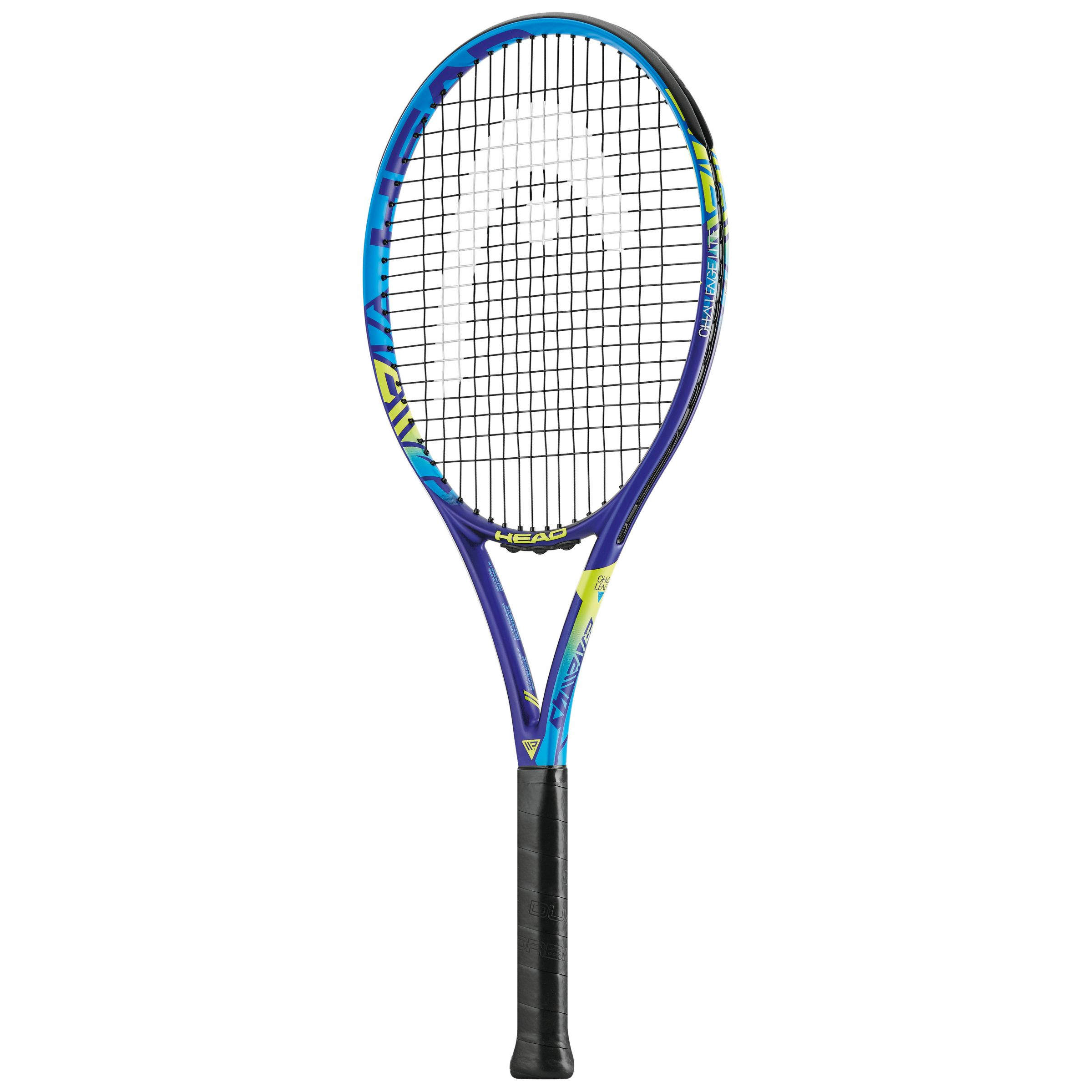 Head Head Challenge Lite Graphite Tennis Racket