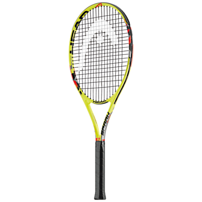 Head Spark Elite Aluminium Composite Tennis Racket, Yellow