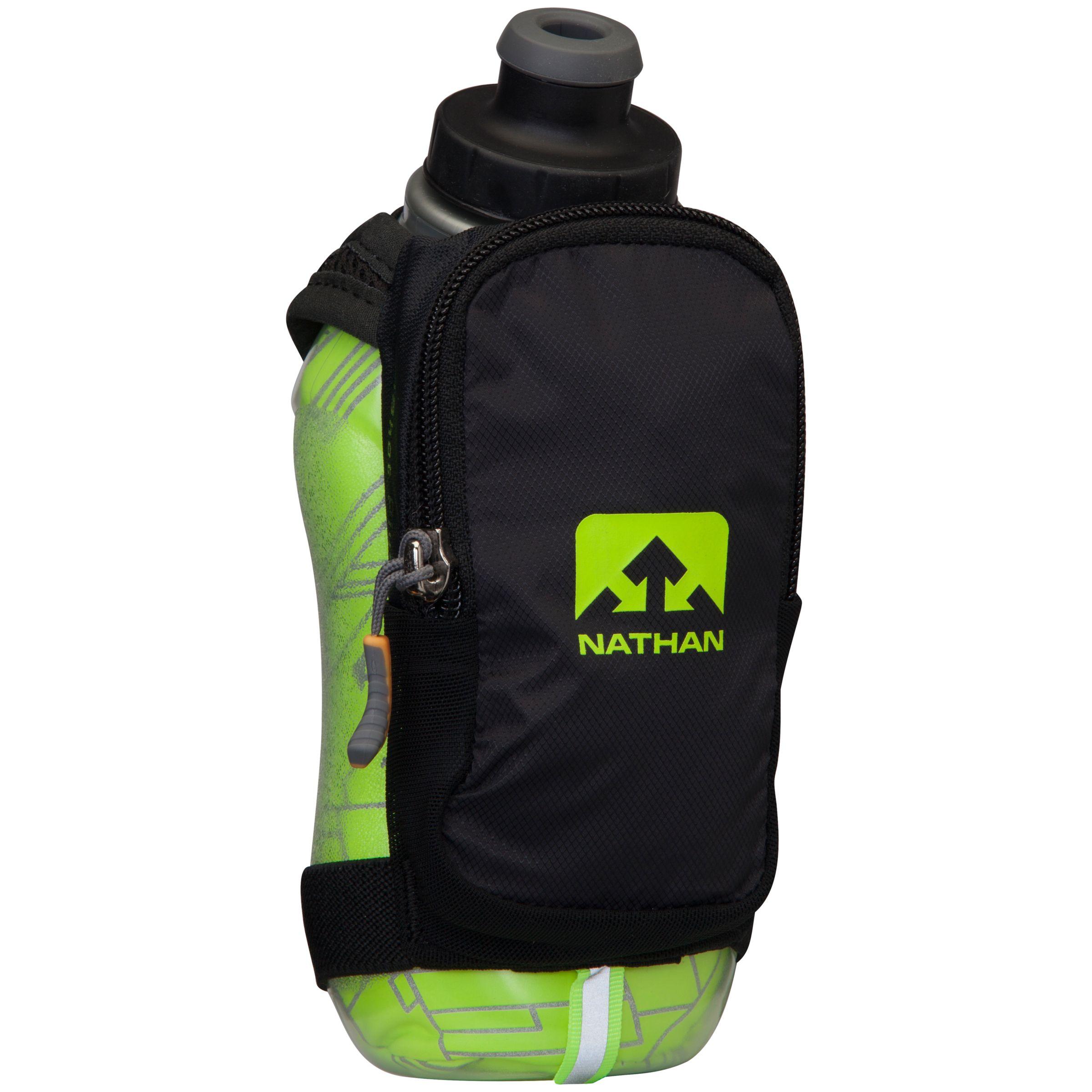 Nathan Nathan SpeedShot Insulated Handheld Flask, 335ml