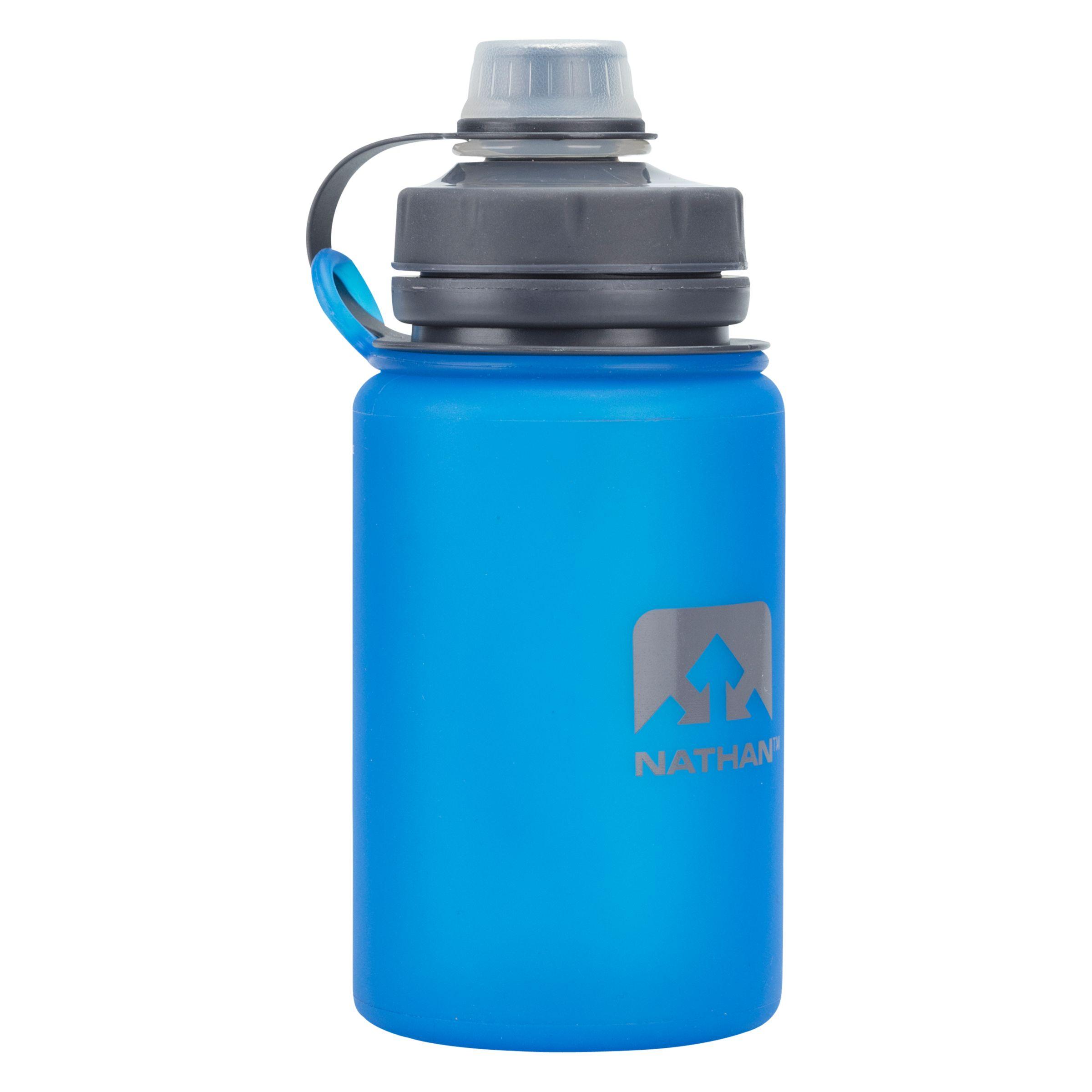 Nathan Nathan FlexShot Soft Water Bottle, 750ml