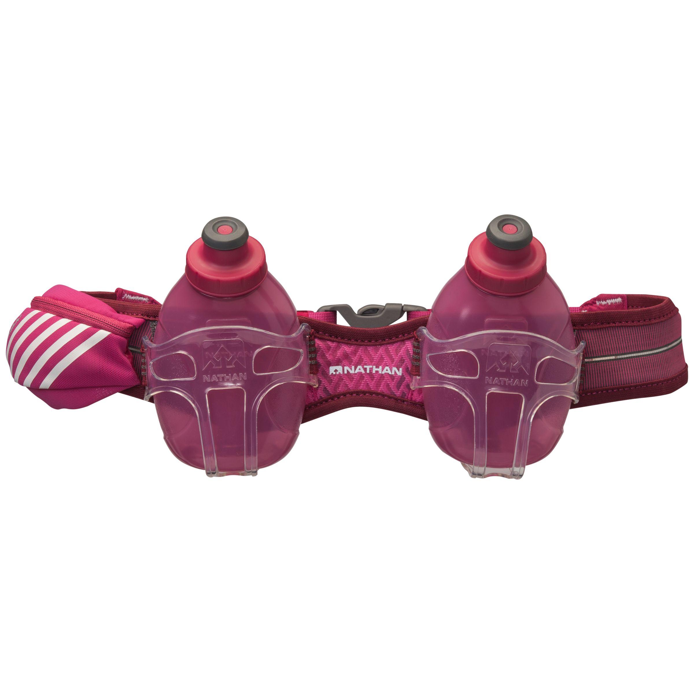 Nathan Nathan Mercury 2 Hydration Belt, Pink
