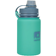 Buy Nathan FlexShot Silicone Water Bottle, 500ml Online at johnlewis.com