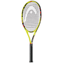 Buy Head Spark Elite Aluminium Composite Tennis Racket, Yellow Online at johnlewis.com