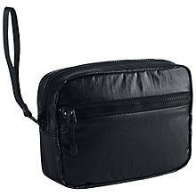 Buy Nike Studio Kit Bag, Black, Extra Small Online at johnlewis.com
