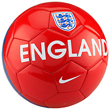 Buy Nike England Supporters Football Online at johnlewis.com
