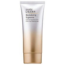 Buy Estée Lauder Revitalising Supreme Body Creme, 200ml Online at johnlewis.com