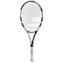 Buy Babolat Pulsion 102 Adult Beginner Aluminium Fused Graphite Tennis Racket, Black/Silver Online at johnlewis.com