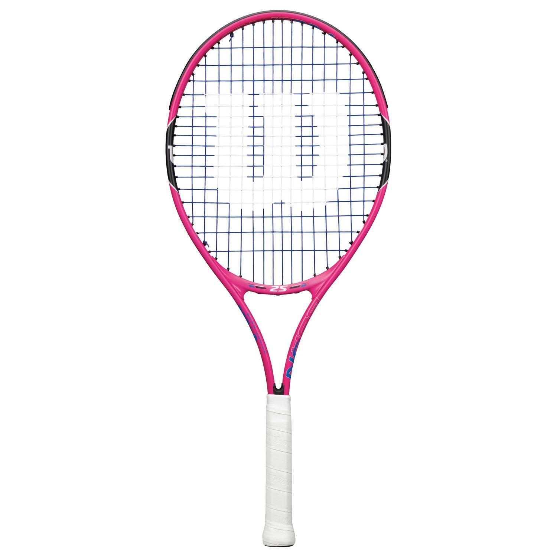 Wilson Wilson Burn Junior 25 Tennis Racket, Pink