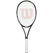 Buy Wilson Blade Tennis Racket, Black Online at johnlewis.com