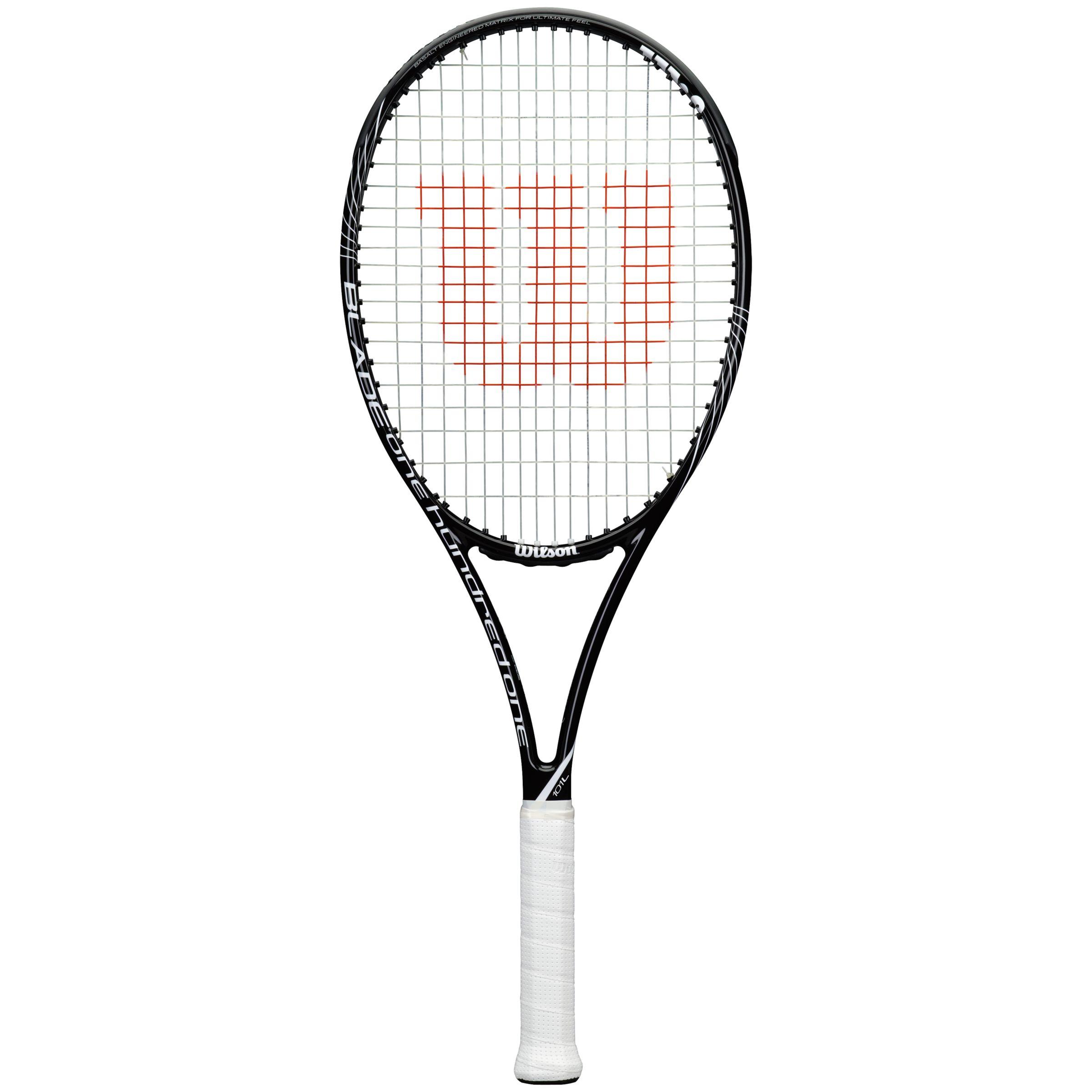 Wilson Wilson Blade Tennis Racket, Black